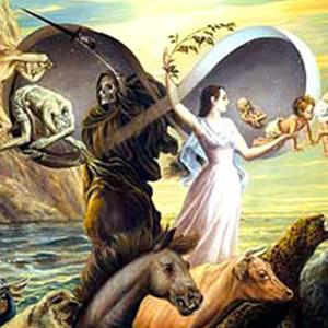 Pythagore : le cycle des âmes