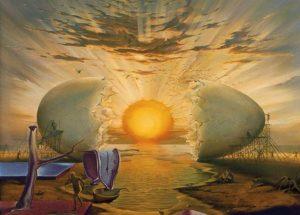 L'œuf cosmique