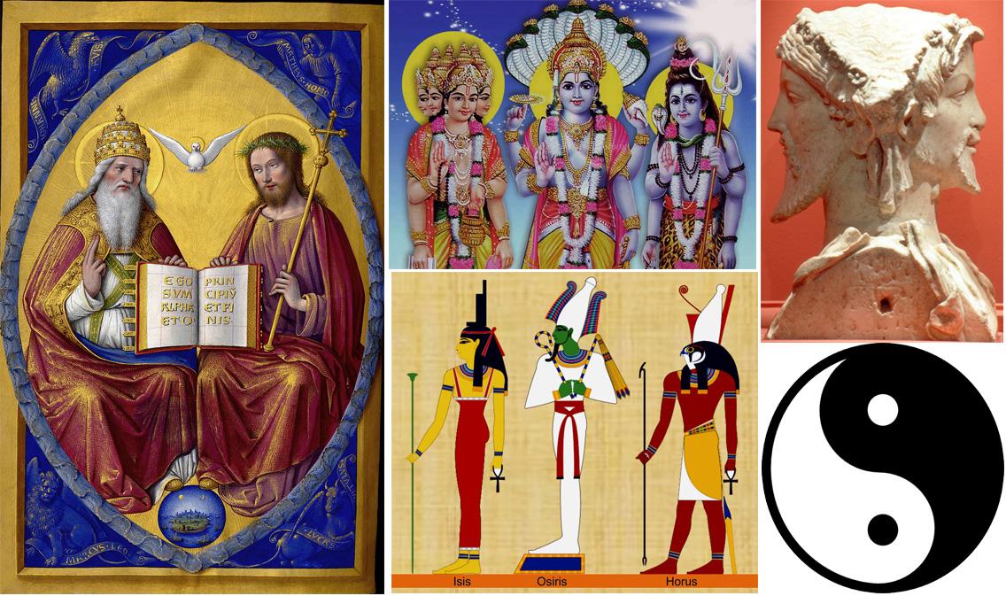 Les Trinités Fondatrices