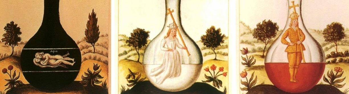 Les grandes étapes du grand œuvre alchimique