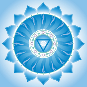 le chakra VISHOUDA
