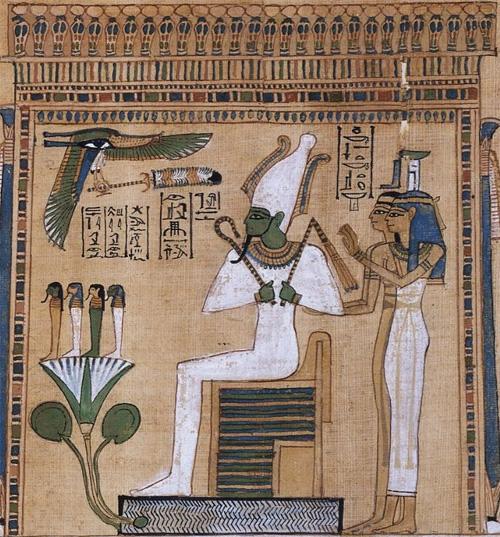 Osiris Hunefer