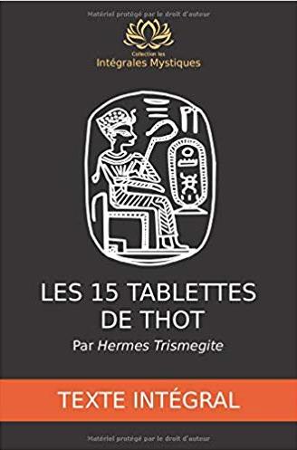 les 15 tablettes de Thot