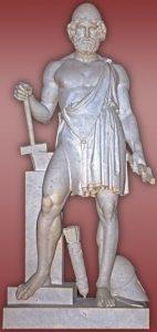 Héphaistos (Vulcain , Tubalcain) le dieu boiteux