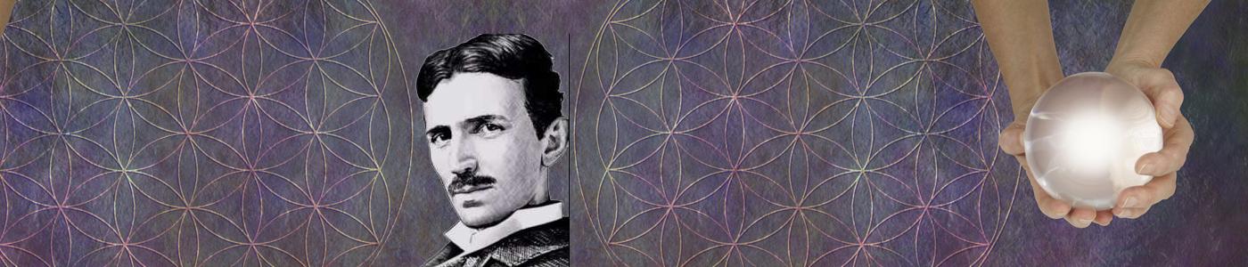 Tesla et la Fleur de Vie